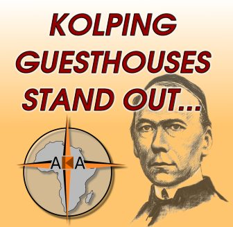 Kolping Guesthouses stand out...