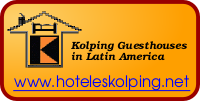 Kolping Guesthouses in Latin America